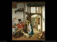 Van Strij, Abraham Interno di taverna