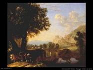 Van Swanevelt, Herman Paesaggio italiano con ponte