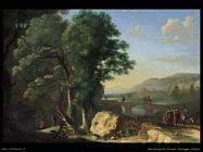 Van Swanevelt, Herman Paesaggio italiano