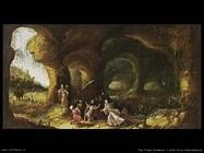 Van Troyen, Rombout L'esilio di re Nebuchadnezz