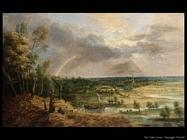 Paesaggio panoramico sul fiume Van Uden Lucas