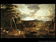 Paesaggio con fuga in egitto Van Uden Lucas