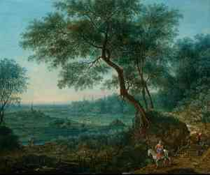 Dipinto di Lucas van Uden