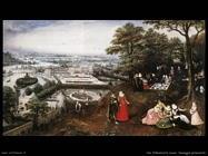 Van Valkenborch, Lucas Paesaggio in primavera