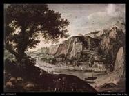 Van Valkenborch, Lucas Vista di Huy