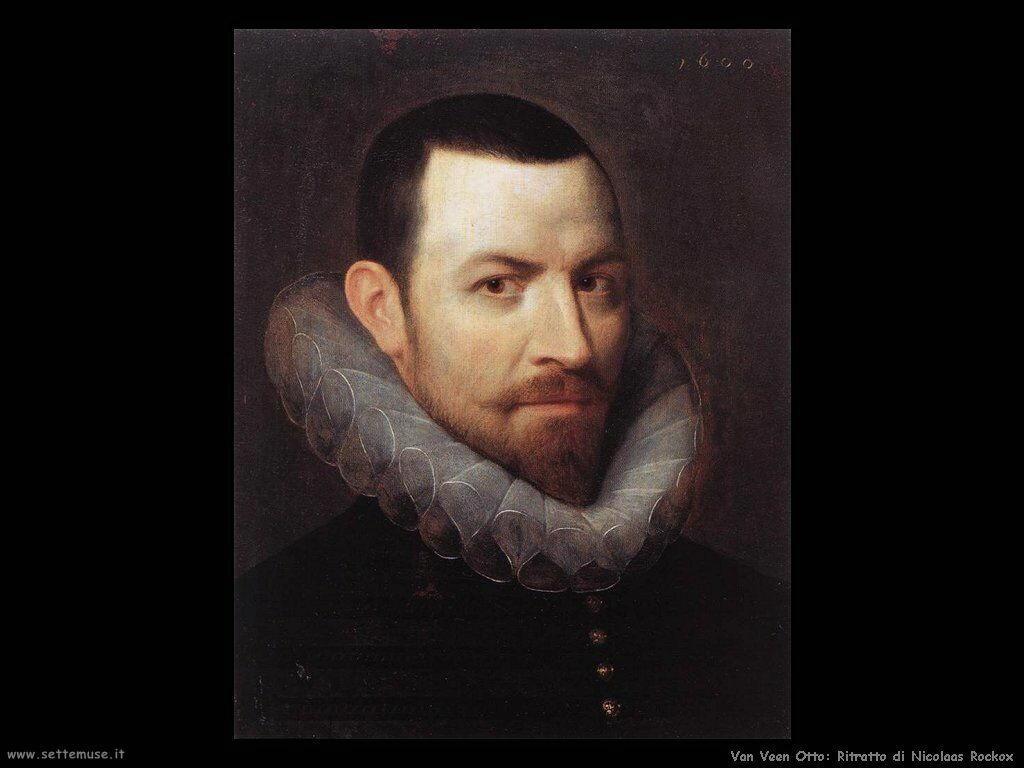 Van Veen, Otto Ritratto di Nicolaas Rockox