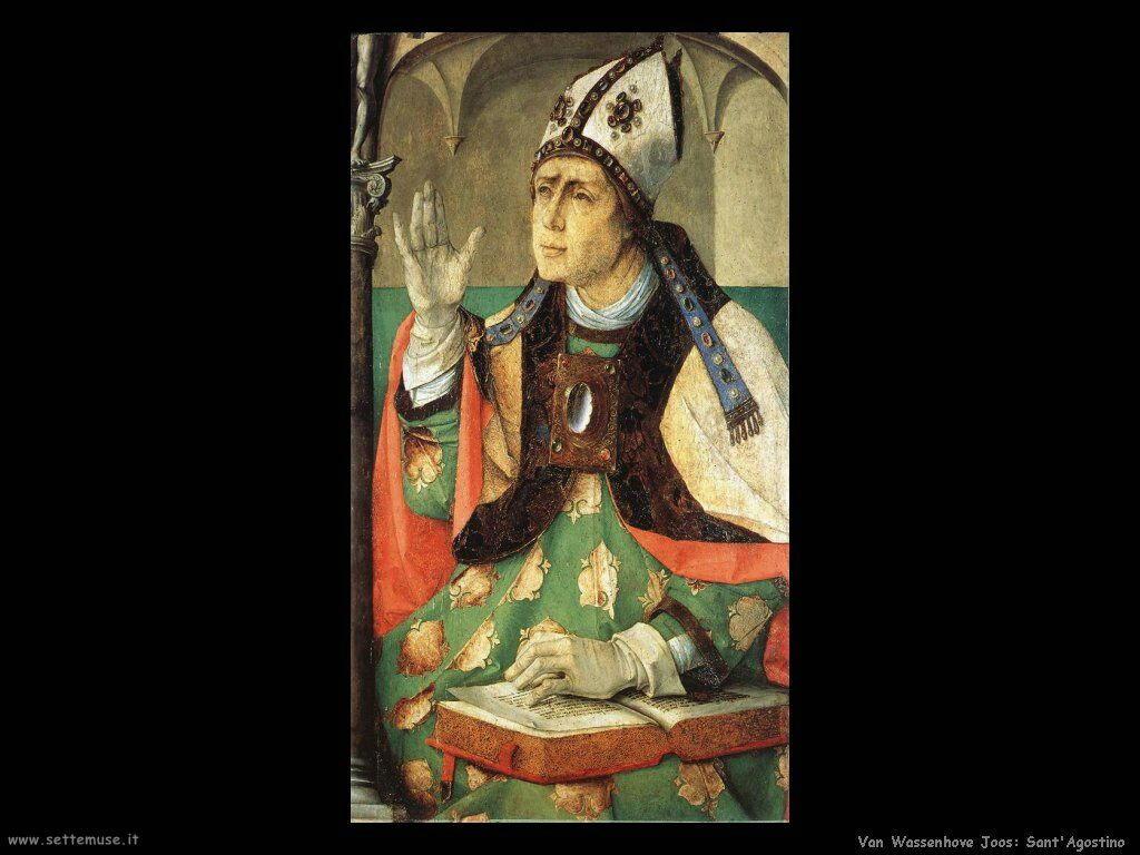 Van Wassenhove, Joos Sant'Agostino