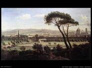 Vista di Firenze Van Wittel Andriaans Caspar