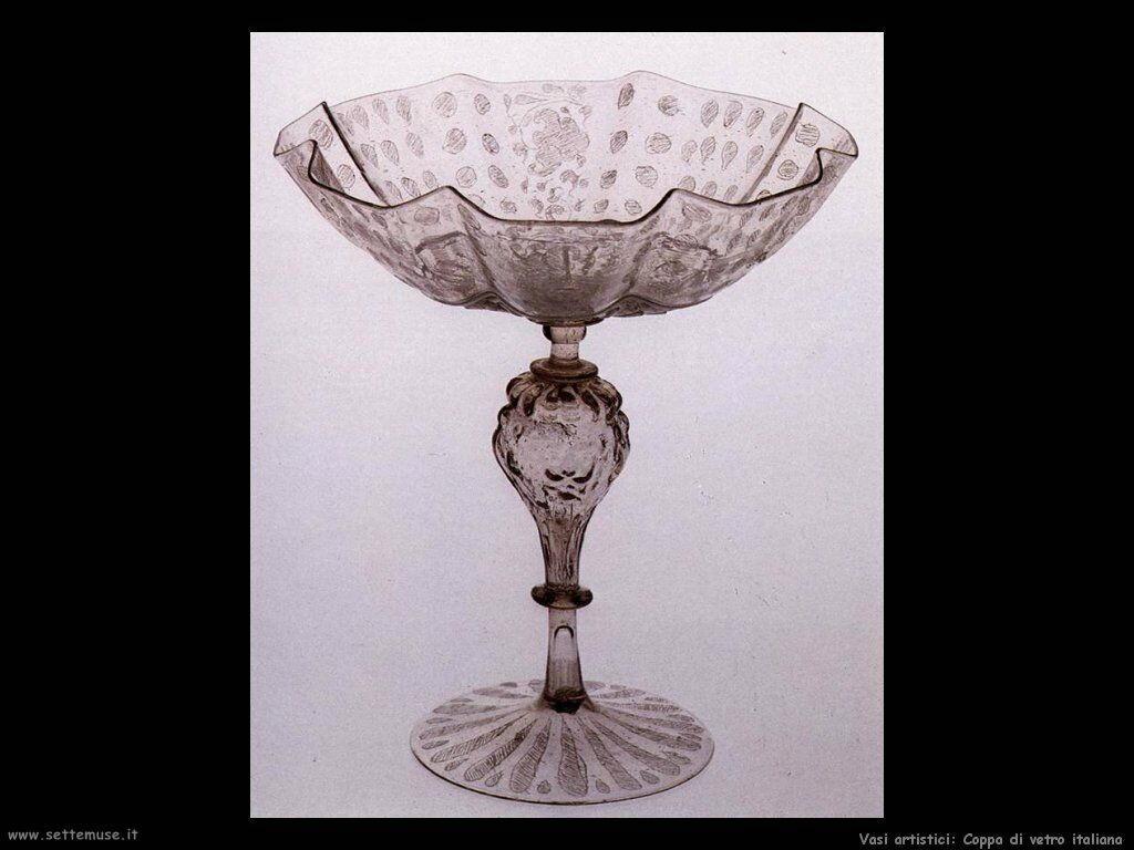 Coppa di vetro italiana