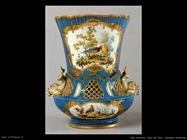 Vaso da fiori, ceramica francese
