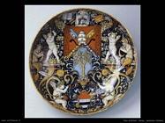 Tazza in ceramica italiana