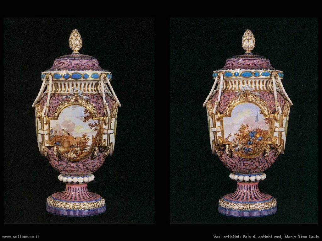 Vasi artistici ceramiche coppe piatti decorati for Vasi antichi