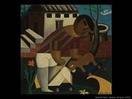 Bambina che gioca  (1920) Vassilieff Marie