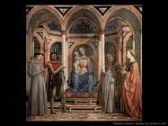 Madonna con Figlio e Santi Veneziano Domenico