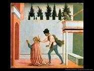 Martirio di Santa Lucia Veneziano Domenico
