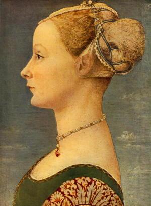 Pittura di Domenico Veneziano
