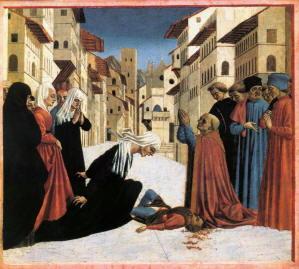Quadro di Domenico Veneziano