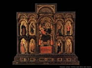 Polittico di Santa Maria della Celestia Veneziano Lorenzo