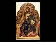 Cristo consegna le chiavi a San Pietro Veneziano Lorenzo