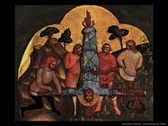 Crocefissione di San Pietro Veneziano Lorenzo