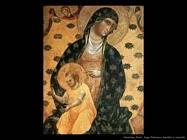 Madonna Bambino Doge e sua moglie Veneziano Paolo