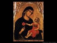 Madonna del papavero Veneziano Paolo