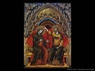 Incoronazione della Vergine Veneziano Paolo