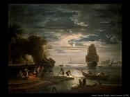La Costiera  (1750) Vernet Claude Joseph
