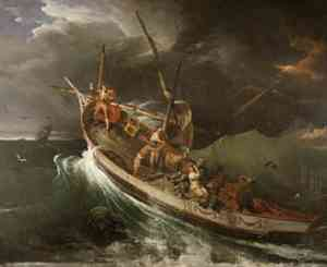 Pittura di Joseph Vernet