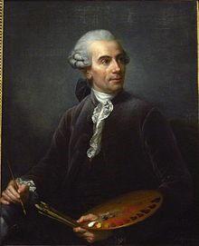 Autoritratto di Joseph Vernet