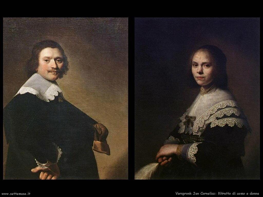 Ritratti Verspronck Jan Cornelisz