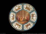 vetro_535Sette placche su tavolino