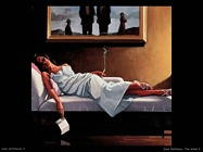 jack vettriano the letter I