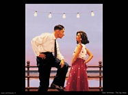 jack vettriano the big tease