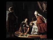 Hanna consegna il figlio Samuele al Sacerdote Victors Jan