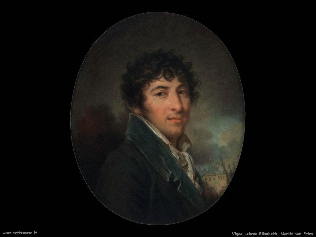 Moritz Von Fries Vigee Lebrun Elisabeth