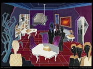 La stanza del suicidio Visalli Francesco