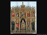 Altare Maggiore Vivarini Bartolomeo