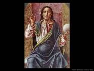 Cristo in trono Vivarini Bartolomeo