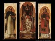 Santi Domenico Augusto e Lorenzo Vivarini Bartolomeo