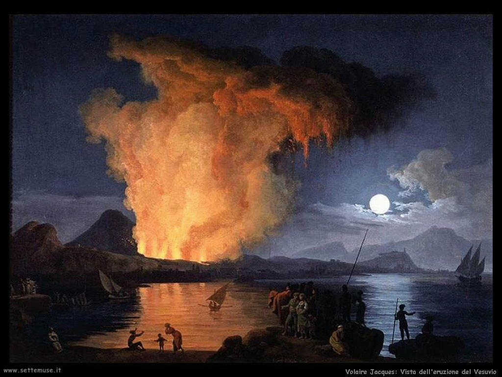 Volaire pierre jacques 501 view of the eruption of mount vesuv jpg