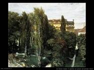 Il Palazzo-giardino del principe Albert Von Menzel Adolph