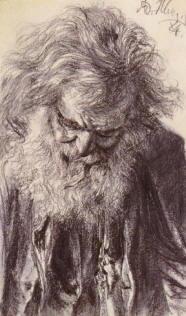 Illustrazione di Adolf von Menzel