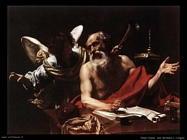 San Gerolamo e l'Angelo Vouet Simon