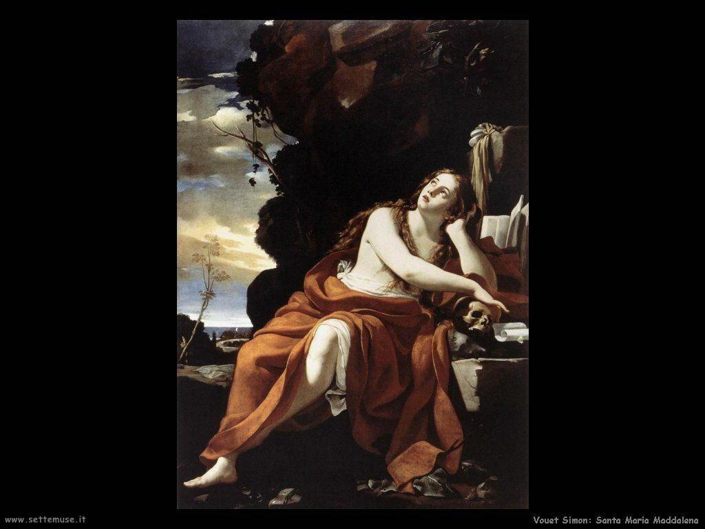 Santa Maria Maddalena Vouet Simon