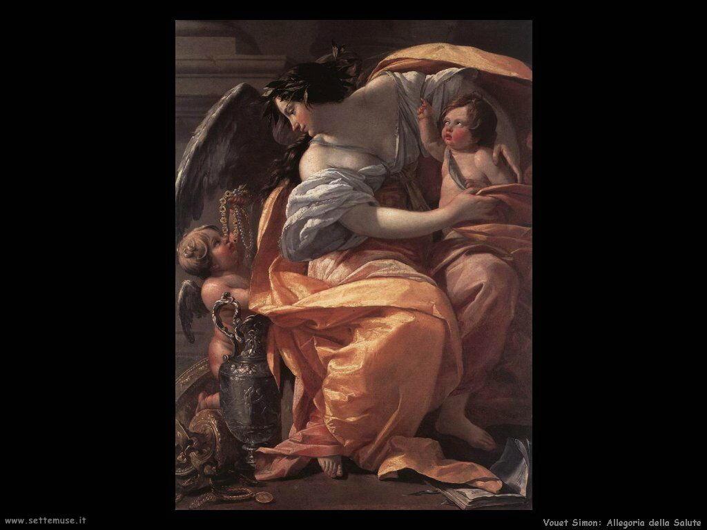 Allegoria della Ricchezza Vouet Simon