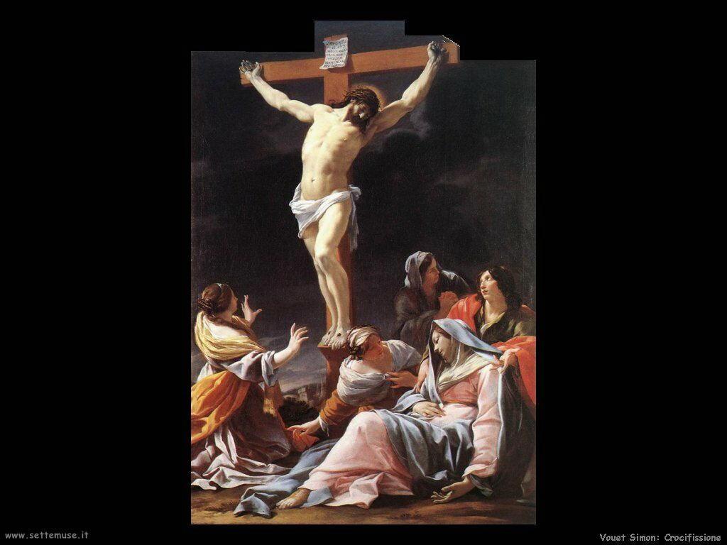 Crocifissione Vouet Simon
