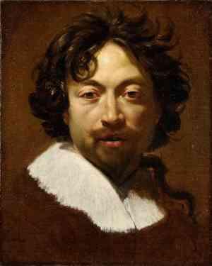 Ritratto di Simon Vouet