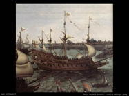 Arrivo a Vlissingen Vroom Hendrick Cornelisz
