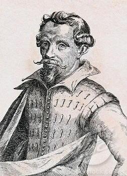 RItratto di Vroom Hendrick Cornelisz
